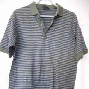 Sz M Bobby Jones 100% cotton Golf shirt